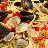 Spaghetto Vongole e Cozze